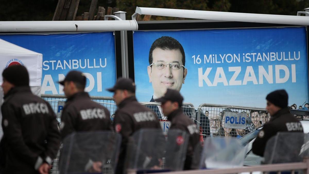İstanbul seçim sonuçları netleşti! Gözler YSK'da...   Son dakika haberleri