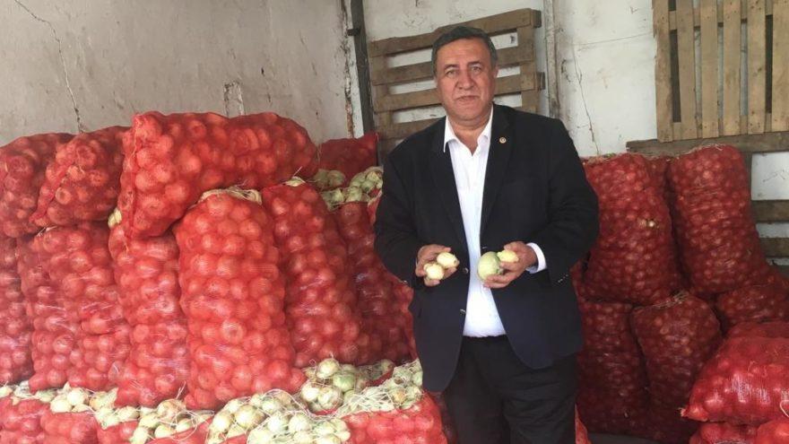 Soğan ithali de fiyat artışını önleyemedi
