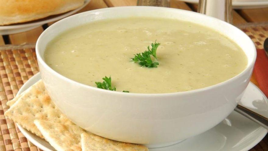 Sütlü kereviz çorbası tarifi: Sütlü kereviz çorbası nasıl yapılır?