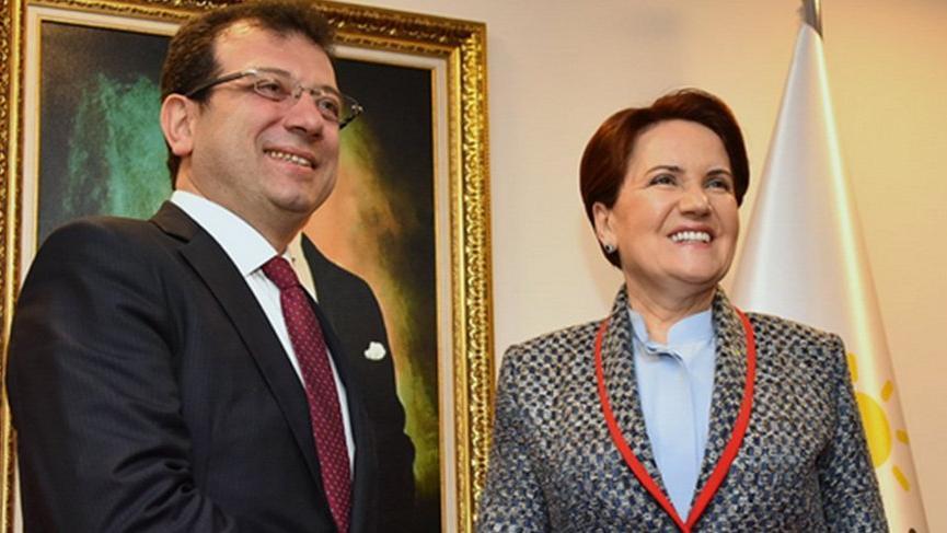 Son dakika: Meral Akşener'den Ekrem İmamoğlu'na tebrik!