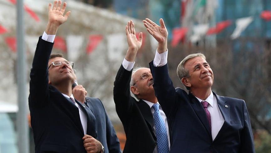 Son dakika: Mansur Yavaş'tan Ekrem İmamoğlu'na tebrik!