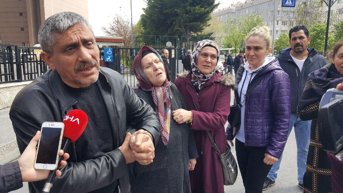 İstanbul'da minibüsçü cinayetinde beraat kararına anne feryadı