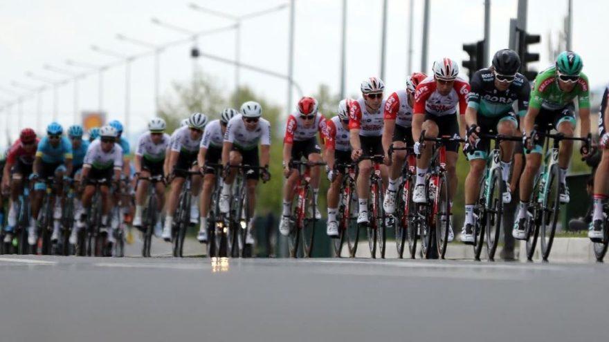 55. Cumhurbaşkanlığı Bisiklet Turu Çanakkale ile Edremit ayağını kim kazanmıştır?
