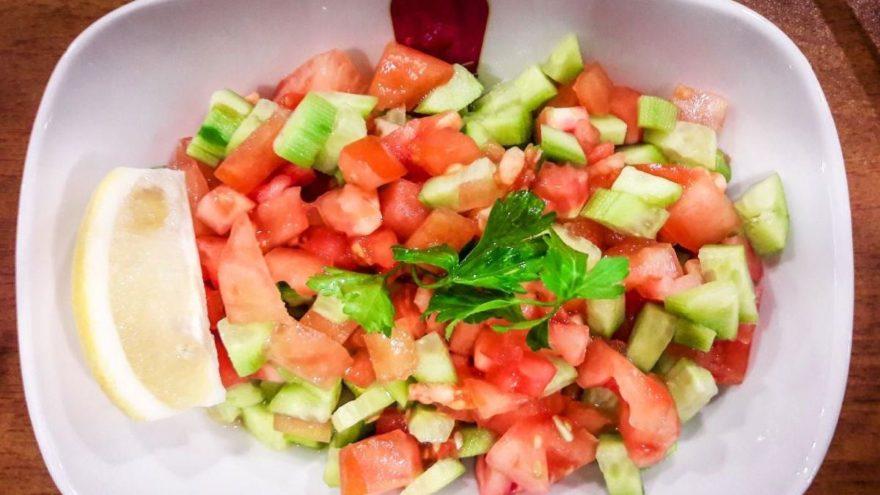 Çoban salatası tarifi: Çoban salatası nasıl yapılır?