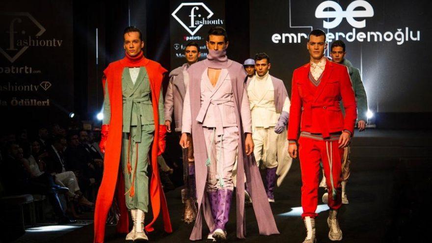 Emre Erdemoğlu 'En Moda Erkek Tasarımcısı' seçildi