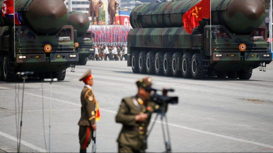 Kuzey Kore'den korkutan açıklama: Yeni bir silah denendi