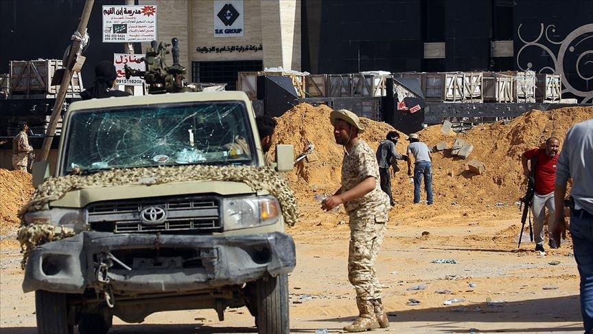 Libya'da bilanço kötüleşiyor: 205 ölü, 913 yaralı