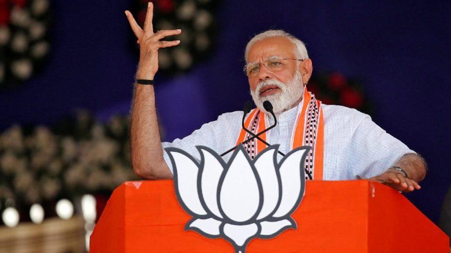 Modi'den tansiyonu yükselten sözler: 'Nükleerin anası' bizde