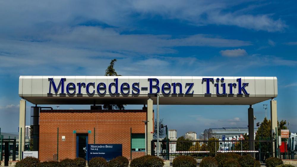 Mercedes-Benz Türk bölünüyor!