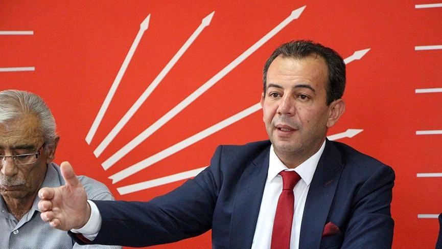 Bolu Belediye Başkanı Tanju Özcan, milletvekilliğinden istifa etti