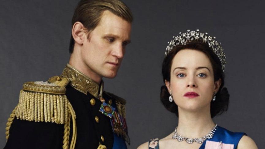 The Crown kıyafetleri sergisi açıldı