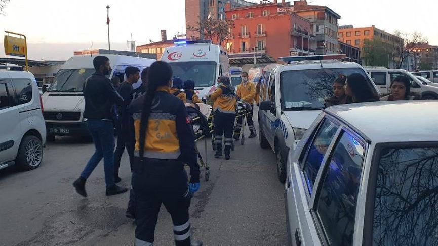 Başkentte korkutan yangın! 5 kişi hastaneye kaldırıldı