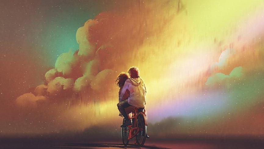 Aşkta cesur olan kazanır