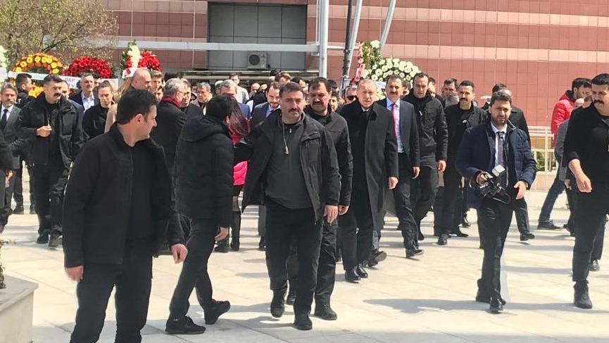 Son dakika... İmamoğlu ve Erdoğan aynı camide