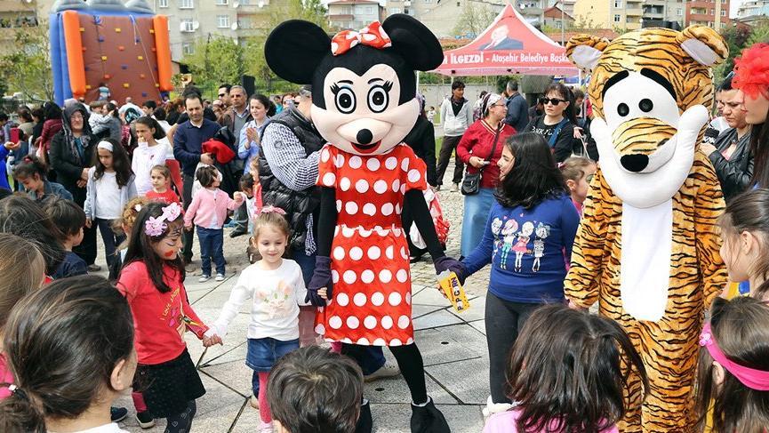 23 Nisan Ataşehir'de coşkuyla kutlanacak