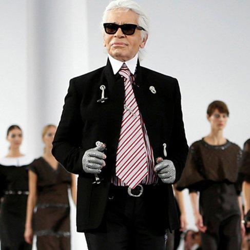 Lagerfeld anısına...
