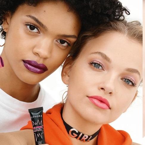Sephora mağazaları ve online alışveriş sitesi yaza hazır
