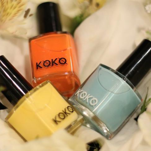 Coco Chanel'in üretim merkezinde geliştirilen Koko Nail artık Türkiye'de