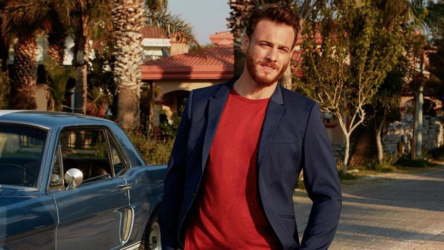 Kerem Bürsin H&M'in Türkiye'deki ilk lokal kampanya yüzü oldu