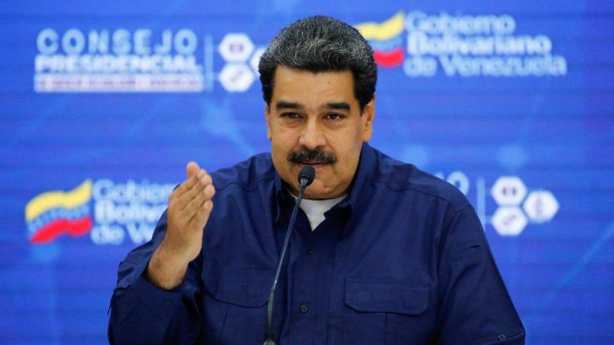 Maduro'dan ABD'ye gözdağı: Yaptırımlarınız bize güç veriyor