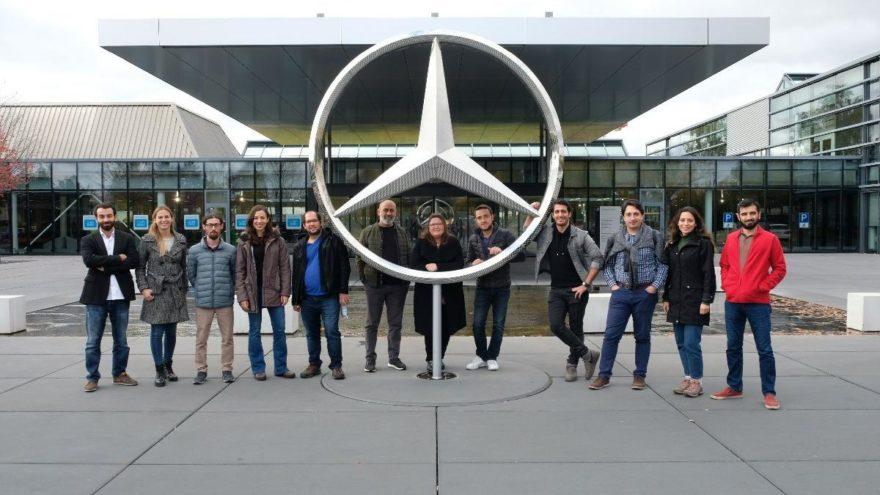 Mercedes-Benz Türk StartUP yarışması başvuruları için son hafta!