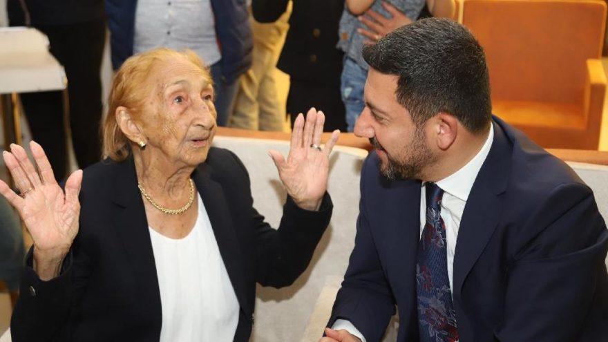 Brezilyalı Kadın 113üncü Yaşını Kapadokyada Kutladı Güncel Haberler