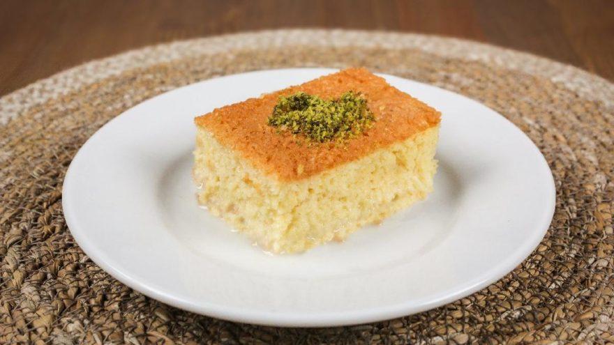 Revani tatlısı tarifi: Pratik revani tatlısı nasıl yapılır?