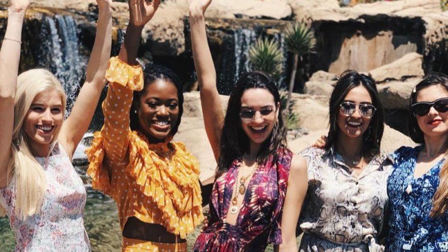 Kraliçeler tatilde