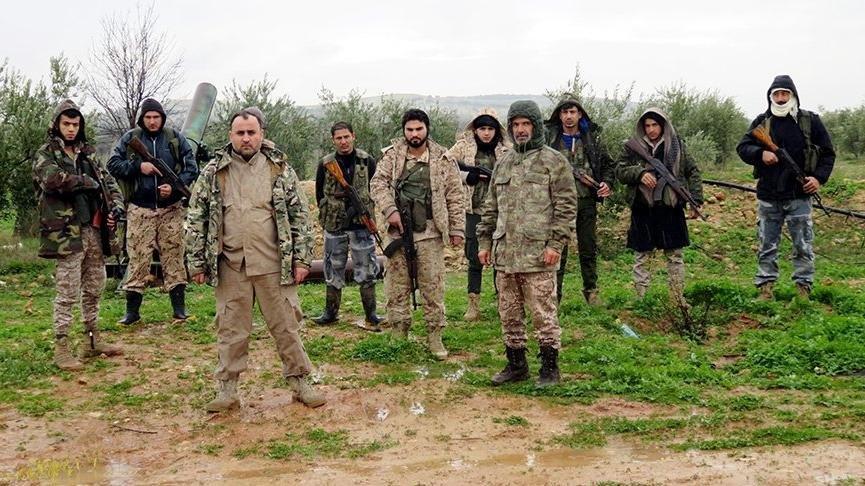 ÖSO, YPG/PKK hedeflerini vurdu