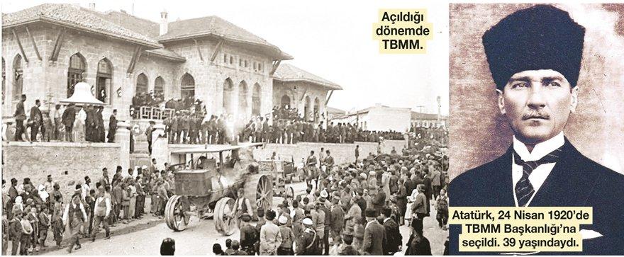 Sinan Meydan: Cumhuriyetin Temel Taşı TÜRKİYE BÜYÜK MİLLET MECLİSİ ...