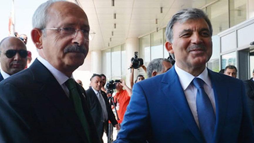 Abdullah Gül'den 'Kılıçdaroğlu' açıklaması
