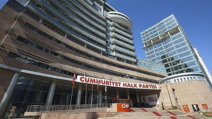 CHP'nin olağanüstü MYK toplantısı sona erdi! Meclis'e önerge verilecek