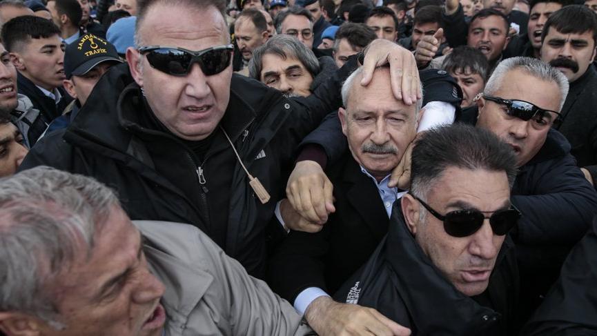 Kılıçdaroğlu'na saldırıya tepki yağıyor | Son dakika