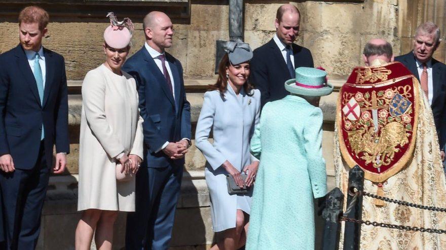 Kraliyet ailesinde şok: Meghan Kraliçe Elizabeth'in doğum günü kutlamasına katılmadı