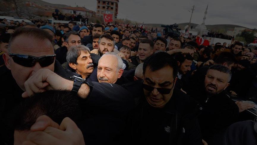 "CHP'li Nuhut: ""Organize bir provokasyon"""