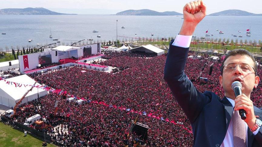 Yüzbinler 'İstanbul'a Yeni Bir Başlangıç Buluşması'nda buluştu