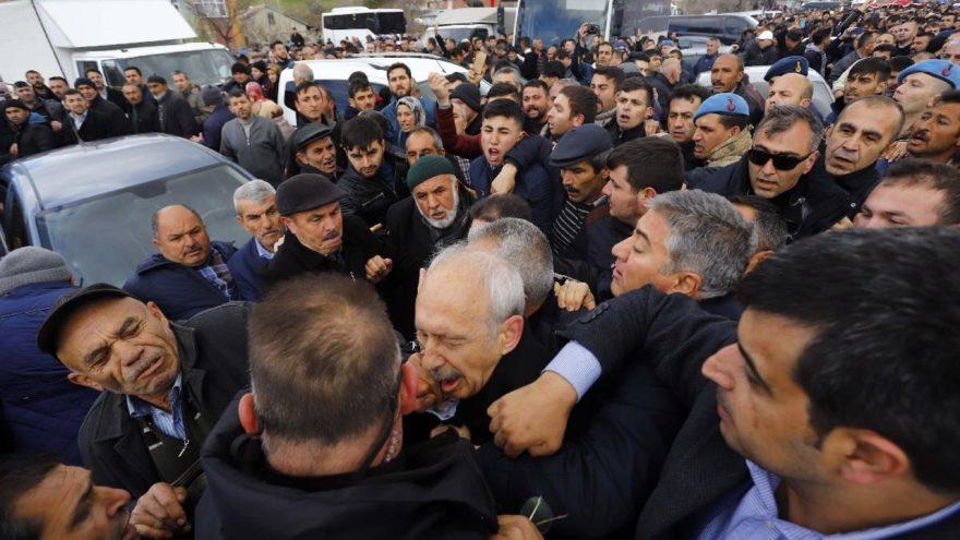 CHP liderine saldırıyla ilgili 5 kişi gözaltına alındı