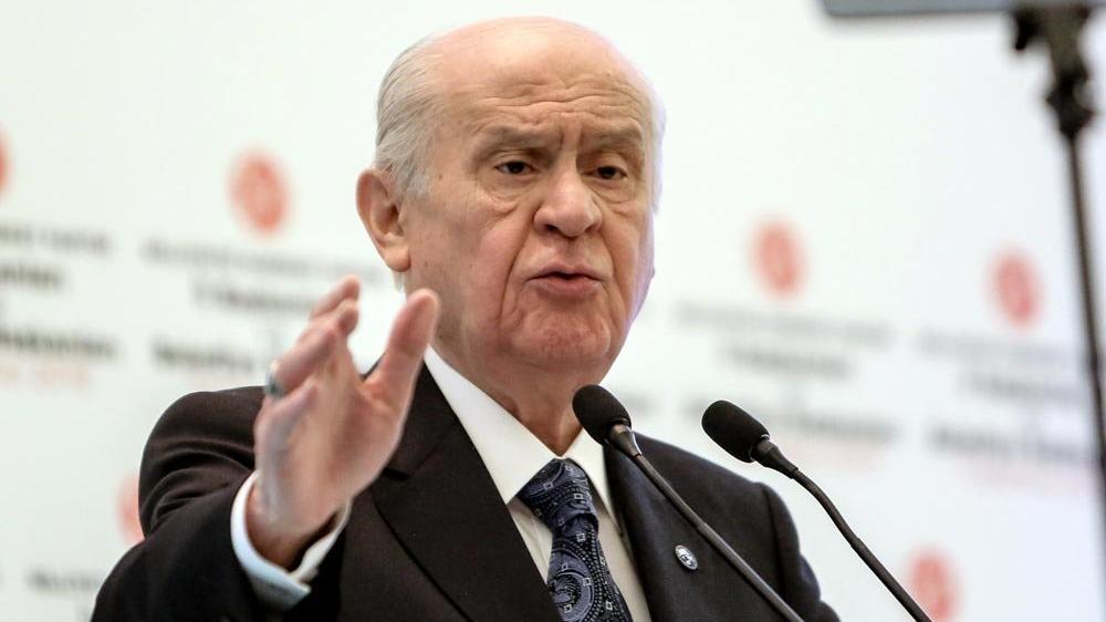 Bahçeli'den Kılıçdaroğlu'na saldırı açıklaması: Yüzde 9,83 oy aldığın yerde ne işin var?