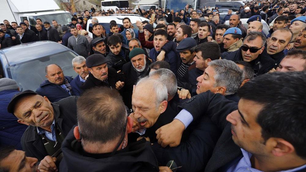 21 Nisan 2019... Utanç günü! İşte Kılıçdaroğlu saldırısında dakika dakika yaşananlar