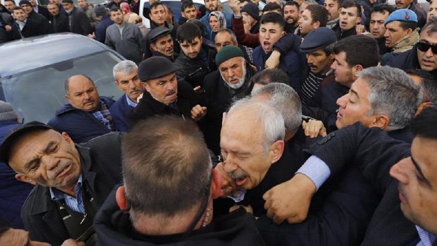Kılıçdaroğlu'na yönelik saldırının yeni görüntüleri ortaya çıktı!