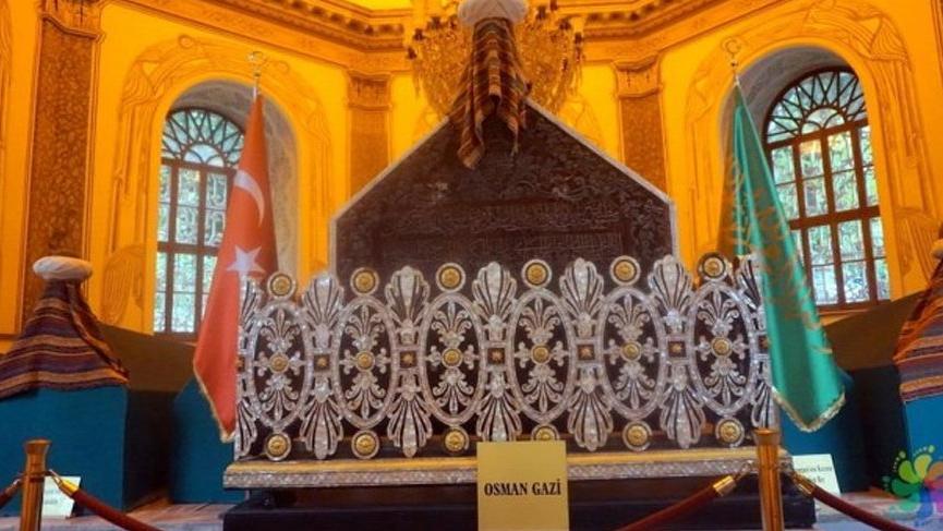 Osmangazi türbesi Bursa'nın hangi semtindedir?