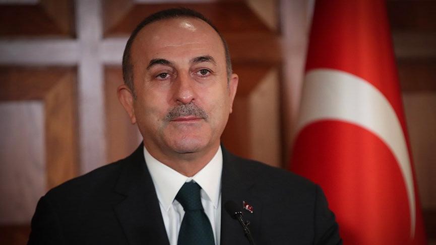 Bakan Çavuşoğlu'ndan ABD'ye petrol tepkisi
