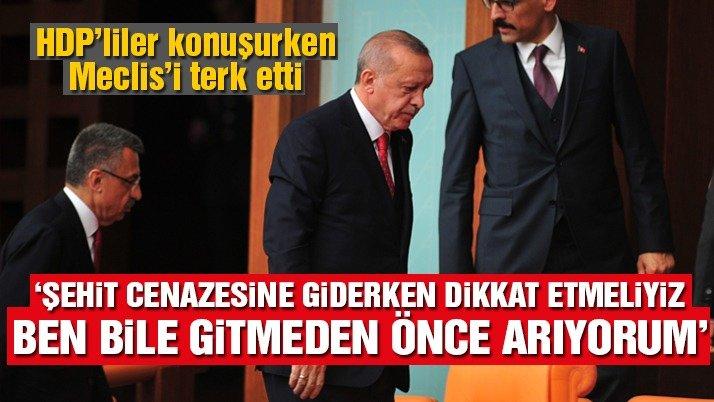 Son dakika! Erdoğan'dan Kılıçdaroğlu'na saldırı yorumu: Gaz sıkışması var düşünmek lazım