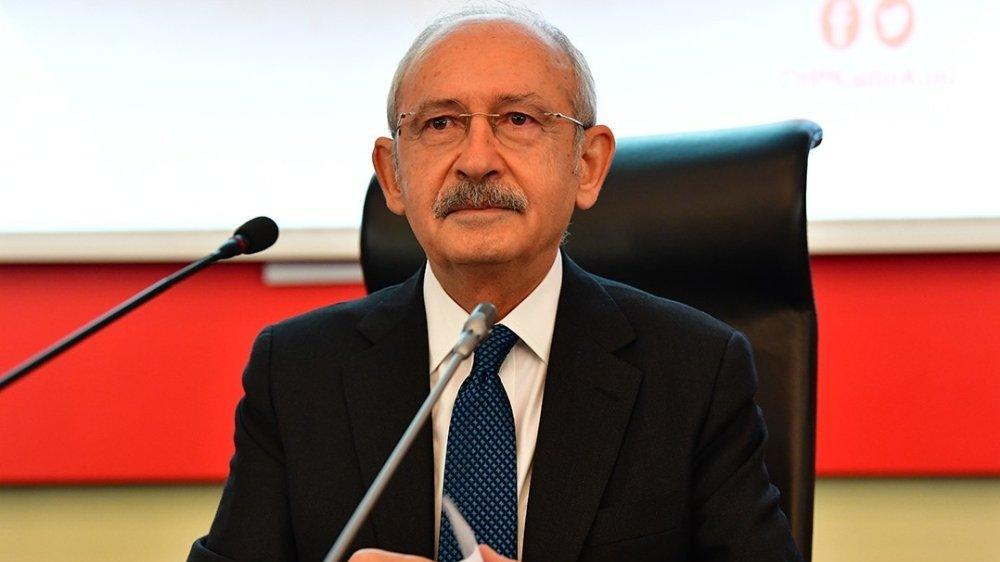 Kılıçdaroğlu: Her çocuğun yüzünün güldüğü bir Türkiye diliyorum
