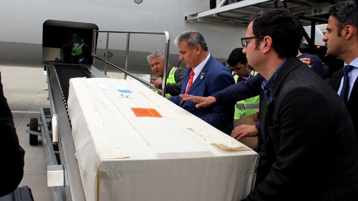 Sri Lanka'da yaşamını yitiren Türk mühendislerin naaşları memleketlerinde