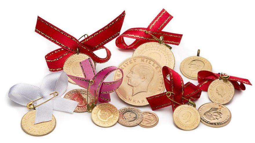 Altın fiyatları düşüşe geçti! Gram altın ve çeyrek altın fiyatları ne kadar?
