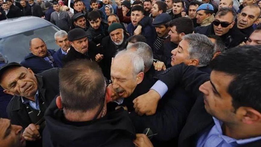 Son dakika: Kılıçdaroğlu saldırganlardan şikayetçi oldu