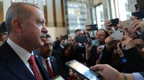 Erdoğan'dan Kılıçdaroğlu'na saldırı yorumu: Gaz sıkışması var düşünmek lazım