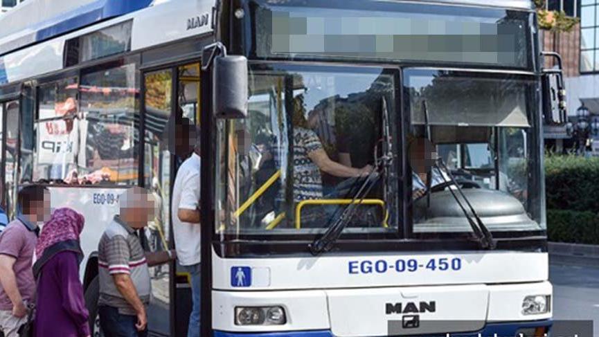 Mansur Yavaş'tan otobüse bin 300 TL ceza