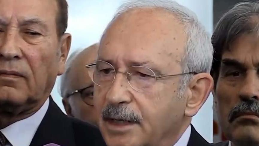 Kılıçdaroğlu'ndan linç girişimi açıklaması: Ben milletimizin ferasetine inanıyorum